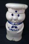 1970's Pillsbury Doughboy Cookie Jar